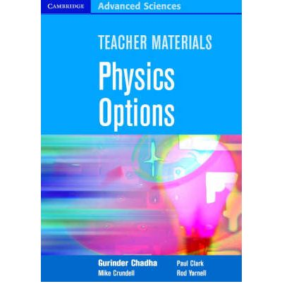 Teacher Materials Physics Options CD-ROM