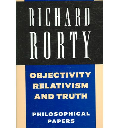 rorty essays on heidegger and others pdf This volume presents a selection of the philosophical papers which richard rorty has written over the past decade, and complements three previous volumes of his papers: objectivity, relativism, and truth, essays on heidegger and others, and truth and progress.