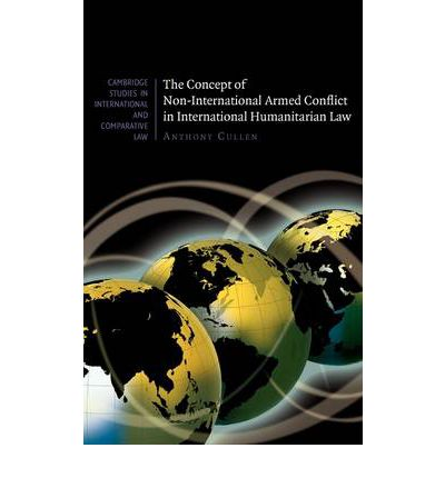 international law of armed conflict Protection of civilians in armed conflict bridging the gap between law and reality 1 this paper focuses on ihl,  areas of international law,.