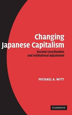 Business: Capitalism in Japan