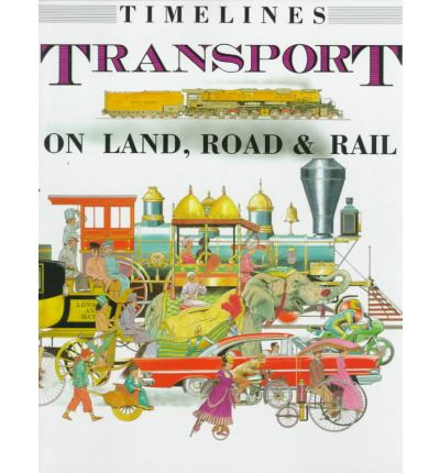 Download gratuiti di libri in pdf Transport, on Land, Road and Rail ePub by Erly Davies, Eryl Davies