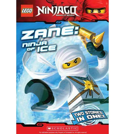 Zane: Ninja of Ice