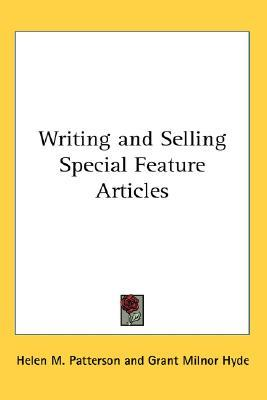 creative writing feature articles