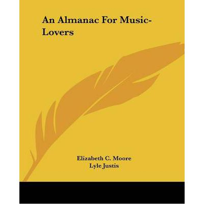 An Almanac for Music-Lovers