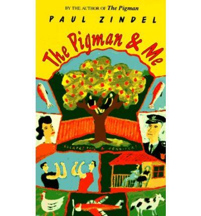 an analysis of the story the pigman by paul zindel