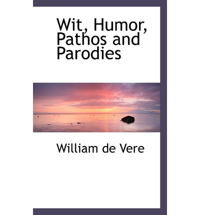 Wit, Humor, Pathos and Parodies