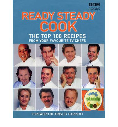 "The Top 100 Recipes from ""Ready Steady Cook"""