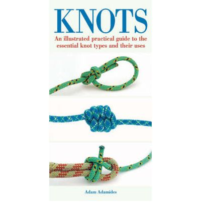 list of macrame knots knots adam adamides 9780572033293 802