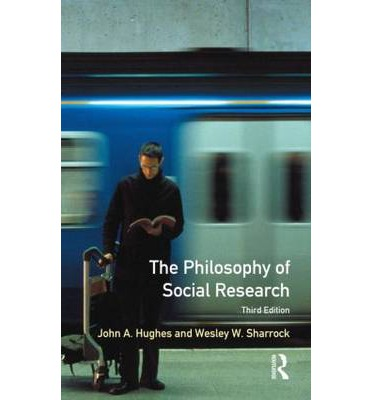 the philosophy of research