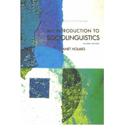 Descargas gratuitas de ipad book An Introduction to Sociolinguistics by Janet Holmes (Spanish Edition) PDF FB2