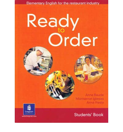 Ready to Order: Student's Book