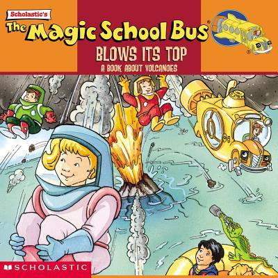 The Magic School Bus Blows it's Top
