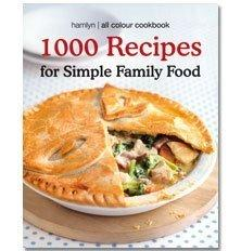 Hamlyn all colour cookbook 1000 recipes for simple family food hamlyn all colour cookbook 1000 recipes for simple family food download pdf epub kindle forumfinder Image collections
