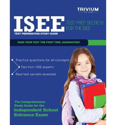 Independent School Entrance Exam Practice Test Questions