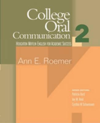 College Oral Communication: Student Text Bk. 2