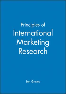 export markets selection and research len groves