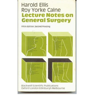 lecture notes general surgery pdf