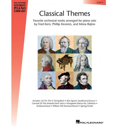 Classical Themes - Level 5 : Hal Leonard Student Piano Library