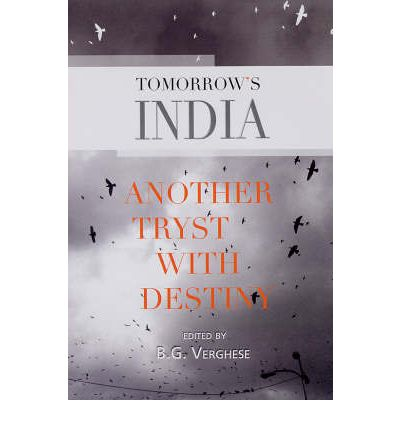 Kostenlose Hörbuch-Downloads für Droid Tomorrows India : Another Tryst with Destiny by B.G. Verghese"