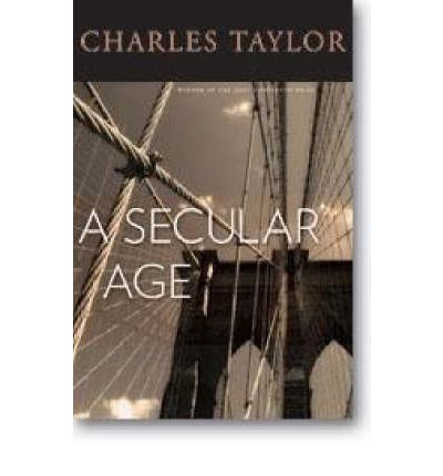 Image result for taylor our secular age