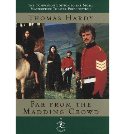 an analysis of the far from the madding crowd by thomas hardy Struggling with the themes of thomas hardy's far from the madding crowd we've got the quick and easy lowdown on them here.
