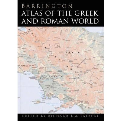 The Barrington Atlas of the Greek and Roman World: Plus Directory