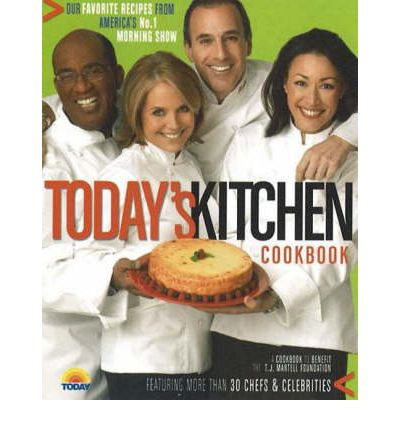 Today  s Kitchen Cookbook by Meredith Books