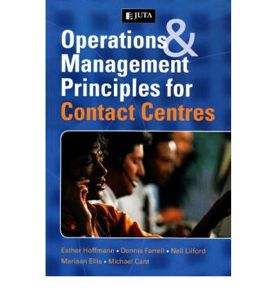 OPERATIONS MANAGEMENT PRINCIPLES FOR  Spiral-bound  by ESTHER HOFFMAN  DENN