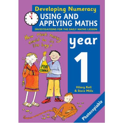 Using and applying maths year 1 investigations for the daily maths
