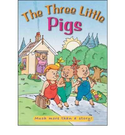 The Three Little Pigs Big Book  David Hornsby  9780732730420