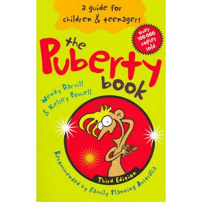 The Puberty Book