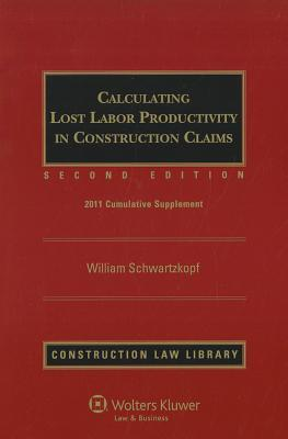 Calculating Lost Labor Productivity in Construction Costs, Cumulative Supplement