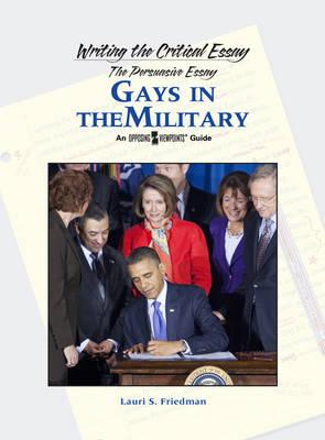 Gays In The Military Essay Papers - image 2