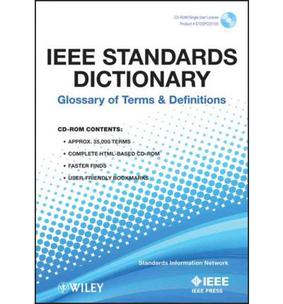 Ieee standards dictionary standards information network for Ieee definition