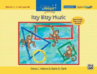 Itsy Bitsy Music, Volume One: Preschool