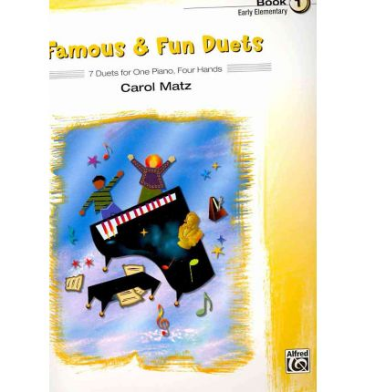 Famous & Fun Duets, Book 1
