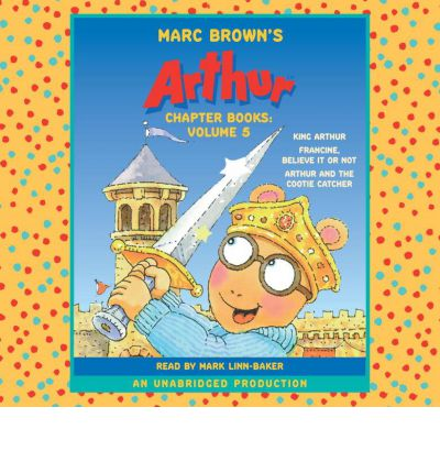 Marc Browns Arthur Chapter Books Volume 5 Marc Brown 9780739371749