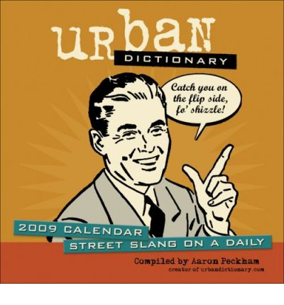 Urban Dictionary Calendar