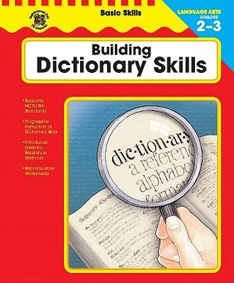 building dictionary skills grades 2 3 laura wagner
