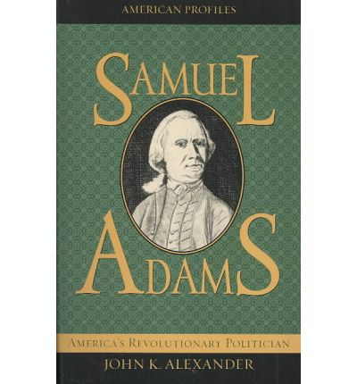 an analysis of john adams and thomas jefferson in alexanders new book samuel adams americas revoluti The best biographies of john adams in 1800 against thomas jefferson someone who agrees with me that the john adams book by john ferling was much better.