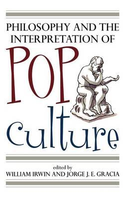 interpreting popular culture Popular culture and world politics the popular culture world politics (pcwp) book series is the forum for leading interdisciplinary research that explores the profound and diverse interconnections between popular culture and world politics.