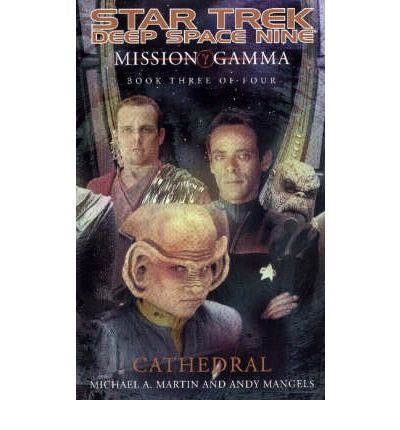 Mission Gamma: Cathedral Bk.3