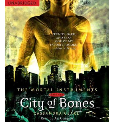 City of Bones : Cassandra Clare : 9780743566575