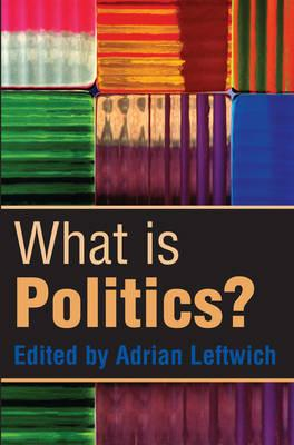 What is Politics? : The Activity and Its Study