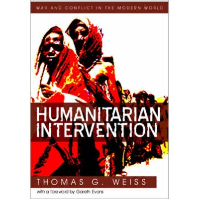 Humanitarian Intervention : Ideas in Action