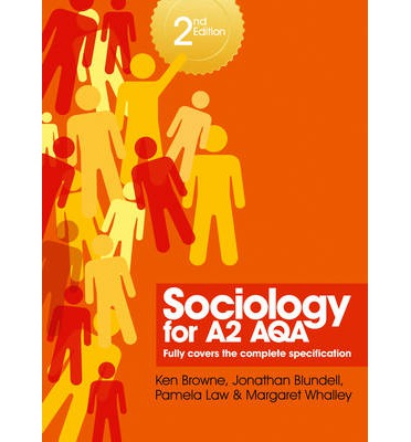 aqa sociology a2 coursework As the most popular choices for as and a-level sociology, our specifications offer  an engaging and effective introduction to sociology we worked with teachers,.