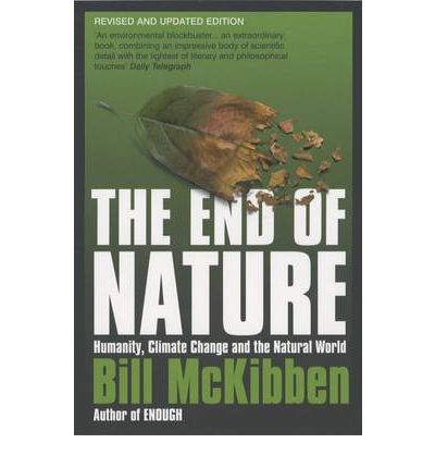 From the end of nature bill mckibben essay
