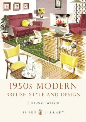 1950s Modern : British Style and Design