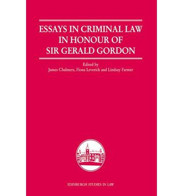 irish criminal law essays Browse and read criminal law sample essay answers criminal law sample essay answers reading is a hobby to open the knowledge windows besides, it can provide the.