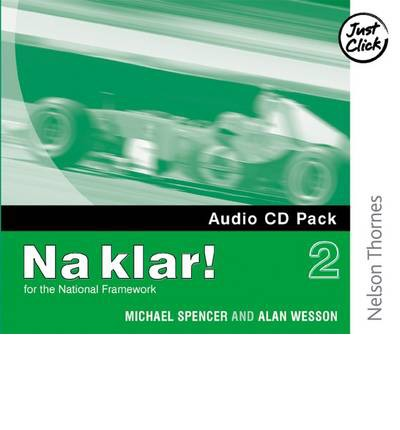 Na Klar! 2 Audio CD Pack (Higher)